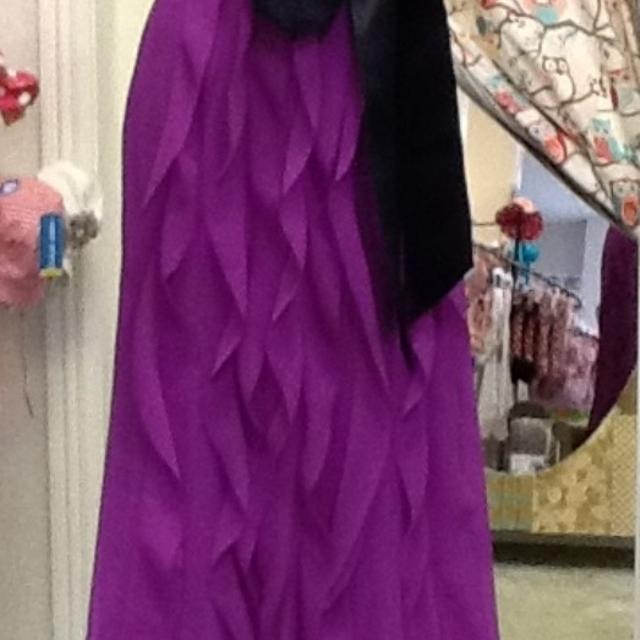 d17f22655469 Find More Vera Strapless Chiffon Bridesmaid Dress Purple Cis