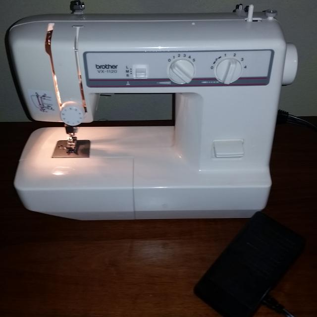 Brother Vx 1120 Sewing Machine