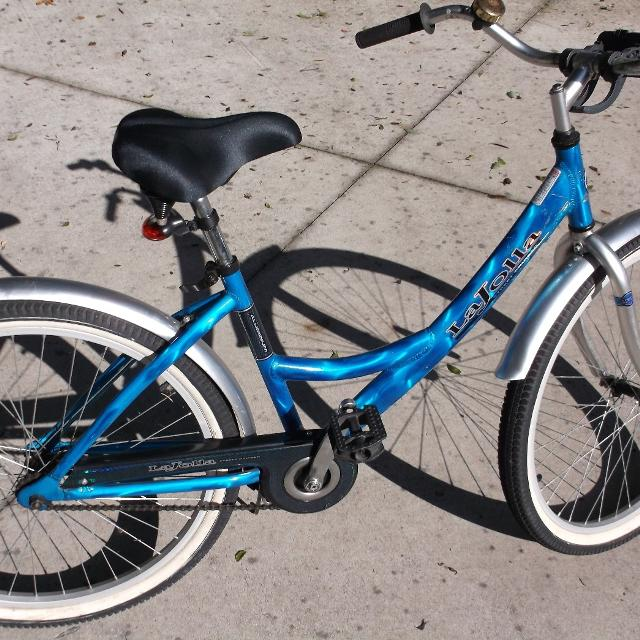Find More 26 Woman S Blue La Jolla Beach Cruiser For At Up To