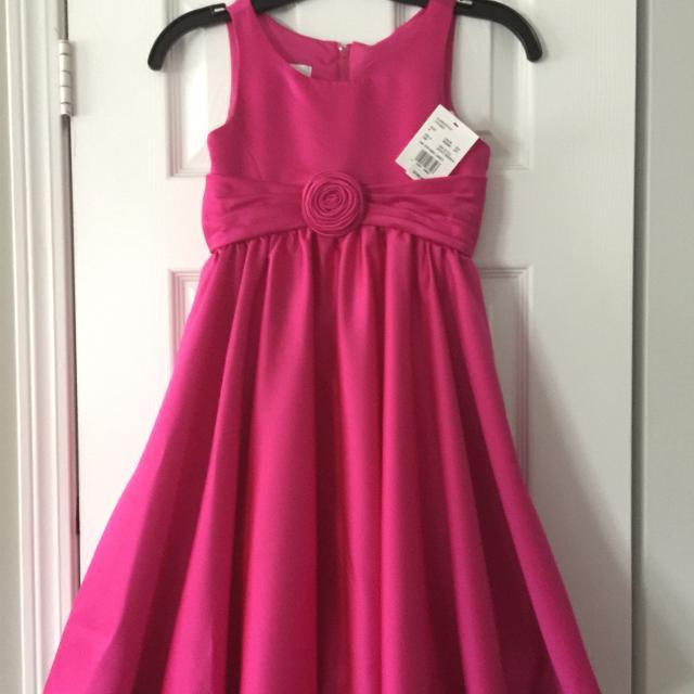 Image Is Loading Bcbg Maxazria Dress Size 6 Medium Color Begonia