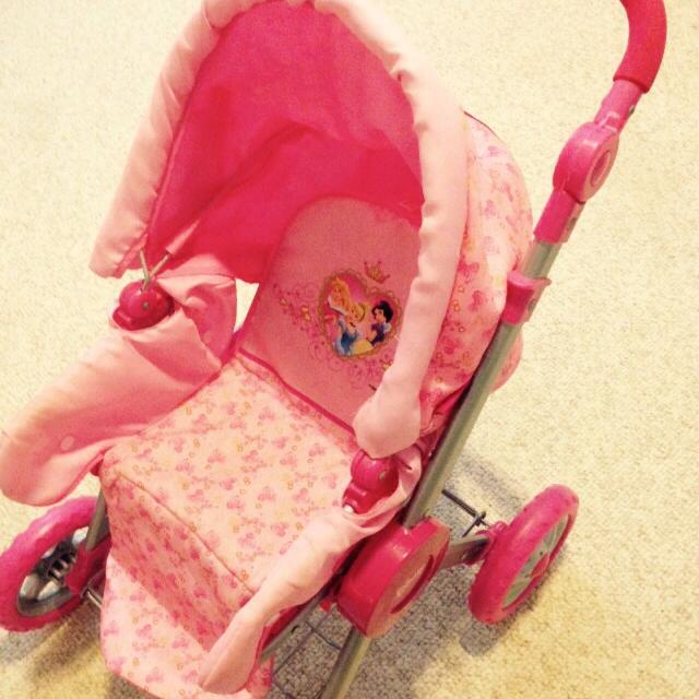 Find more Reduced! Disney Princess Baby Doll Stroller. Great ...