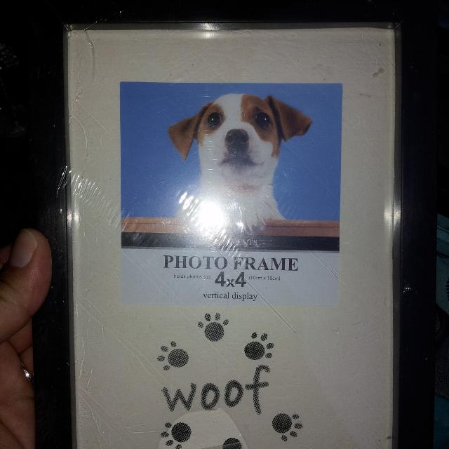 Find more Woof Frame 4x4 Picture 5x7 Frame for sale at up to 90% off