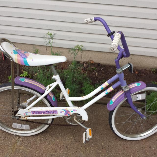Find More Banana Seat Girl Huffy Unicorn Bike For Sale At Up To 90