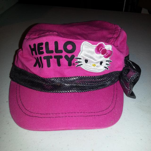 8de7ba3f4 Best Girls Hello Kitty Cap for sale in New Braunfels, Texas for 2019