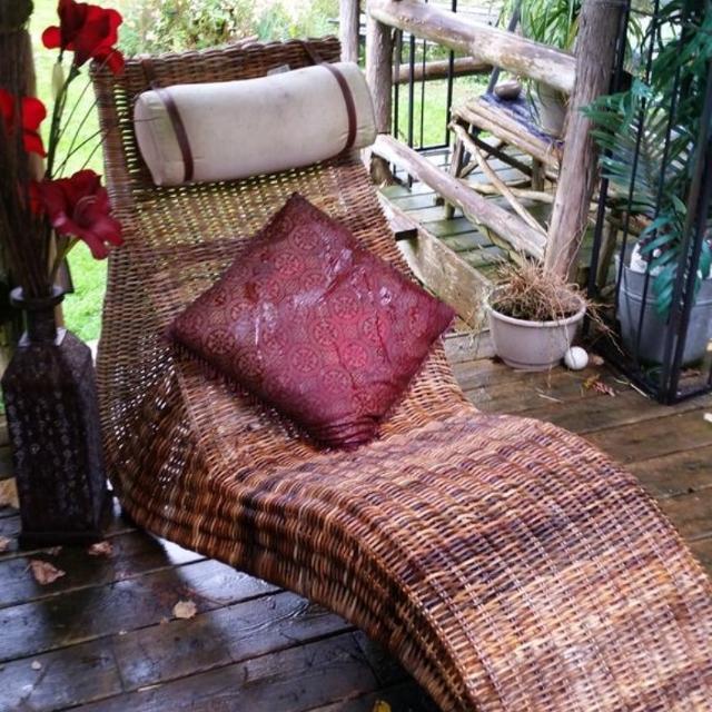 Best Ikea Wicker Chaise Lounge For