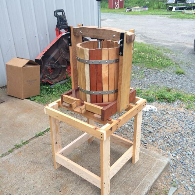 Cider Press For Sale >> Best Hand Crafted Cider Press For Sale In Tunkhannock Pennsylvania