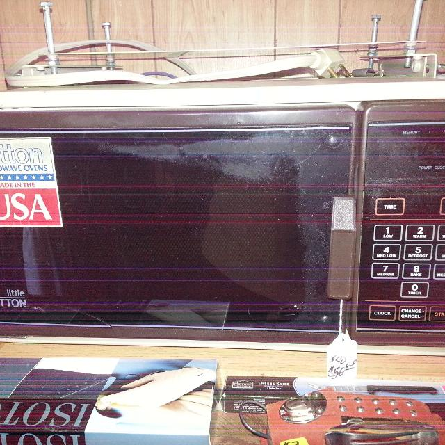 Best Little Litton Under Cabinet Microwave For Sale In