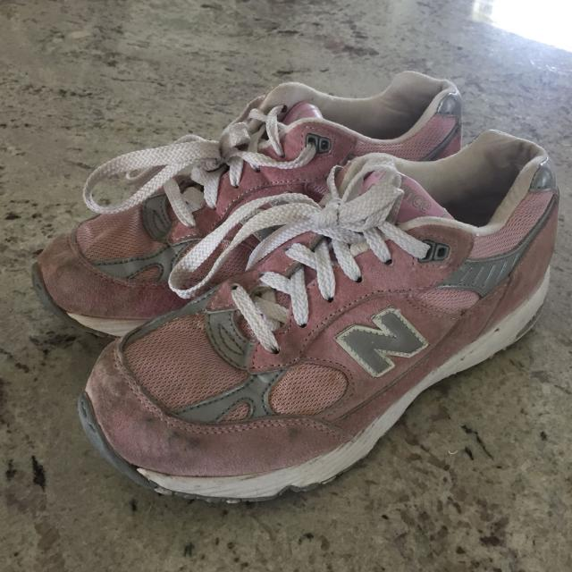 Best Size 5 Kids New Balance 991 for sale in Trussville c208a4dfc915