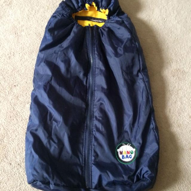 bdc673a1a Find more Nano Bag- Baby Bag Snow Suit- Car Seat Compatible! Navy ...