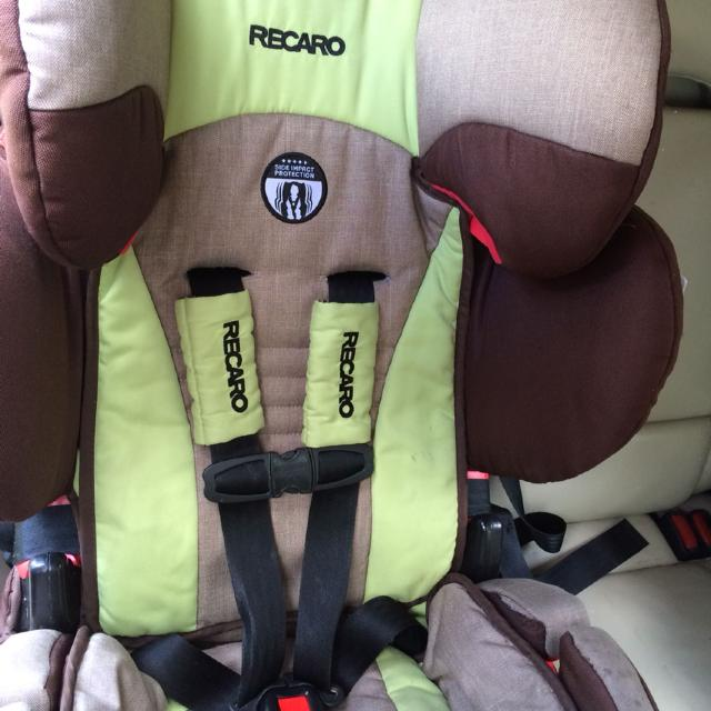 Best Recaro Performance Sport Booster Seat With 5 Point Harness ...