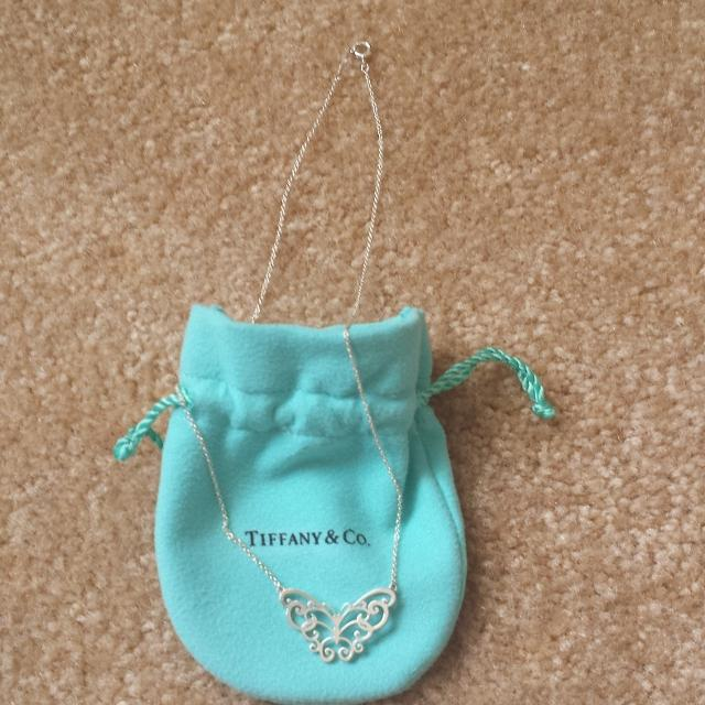 d7fde1033 Find more Tiffany Enchant Collection: Butterfly Pendant for sale at ...