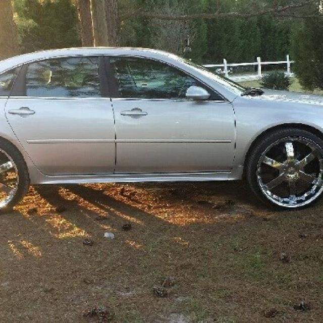 Best 24 Inch Rims For Sale 800 For Sale In Sumter South Carolina