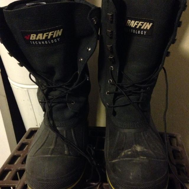 a135b3b891a7db Best Brand New Baffin Technology Csa Steel Toe Warm Winter Boots Size 8  Men s   10 Women Selling For  125 Paid  250 for sale in Calgary