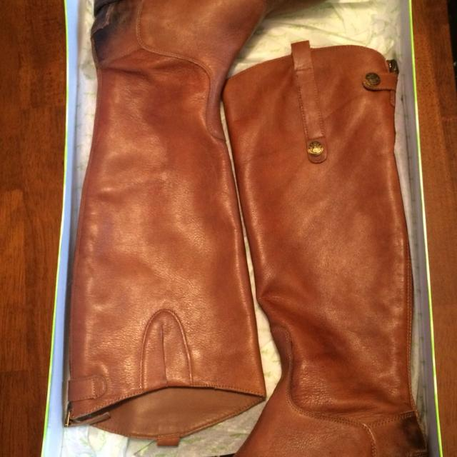 3969bbc29f3c2 Find more Like New~sam Edelman~penny~whiskey Lea~women s~boots~shoe ...