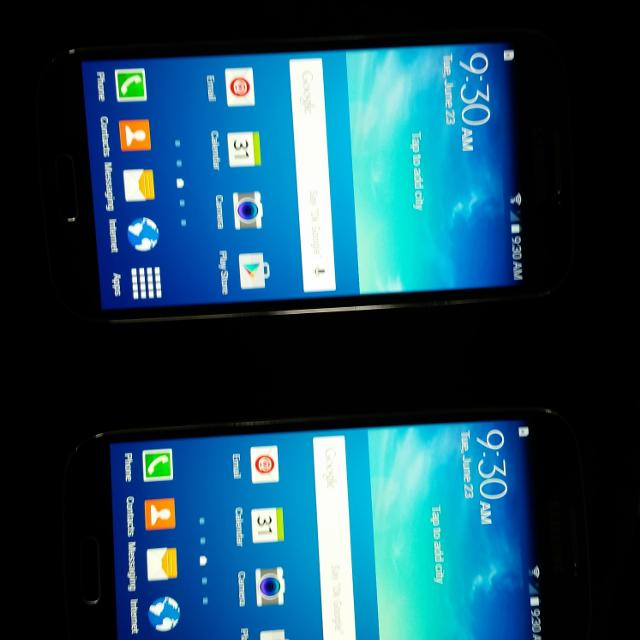 Samsung galaxy S4 cell phones Verizon network excellent condition
