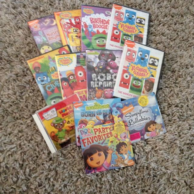 Find more Nick Jr Kids Dvds! Brand New And Never Opened. Includes Yo ...