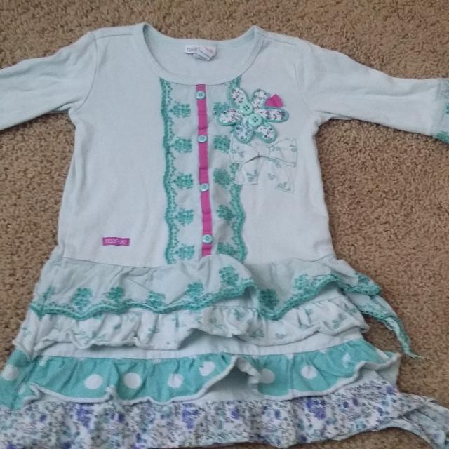 41f9714a9 Find more Naartjie Kids Girls Dress Size 4t for sale at up to 90% off