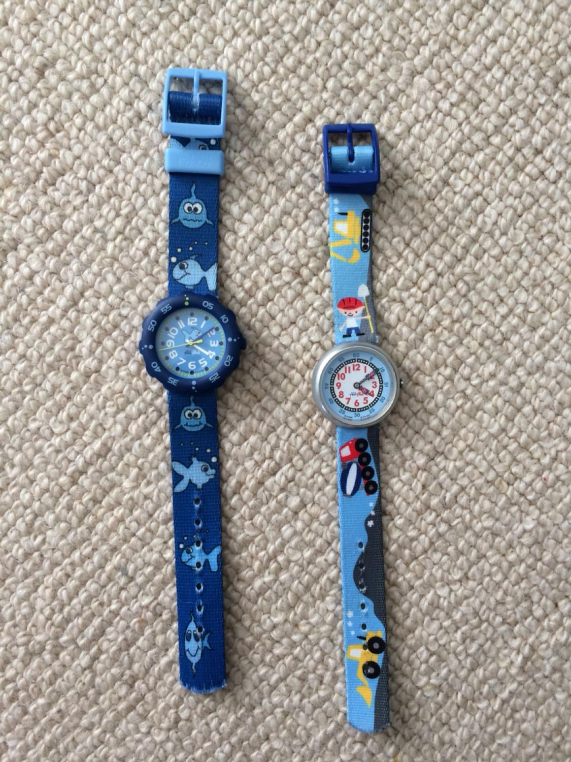 Best Swatch Flik Flak Watch  25 Right One Only Available for sale in  Stouffville d2c04ec04fe