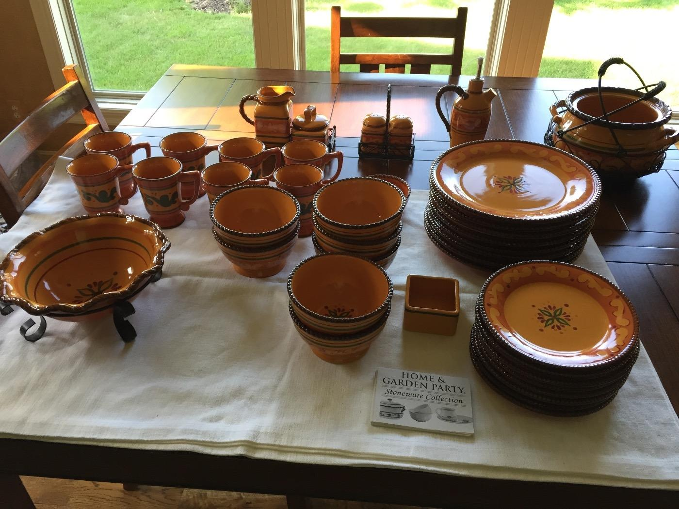 Best Home And Party Garden Stoneware for sale in Overland Park ...