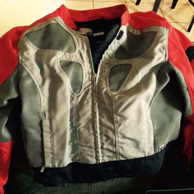 Bmw Airflow 2 Motorcycle Jacket