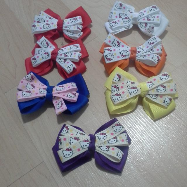 011244b79 Best Girls Hello Kitty Hair Bows for sale in Nanaimo, British Columbia for  2019