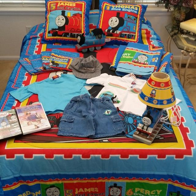 Thomas The Train Bedding And Room Decor Everything You Need To Decorate A Room