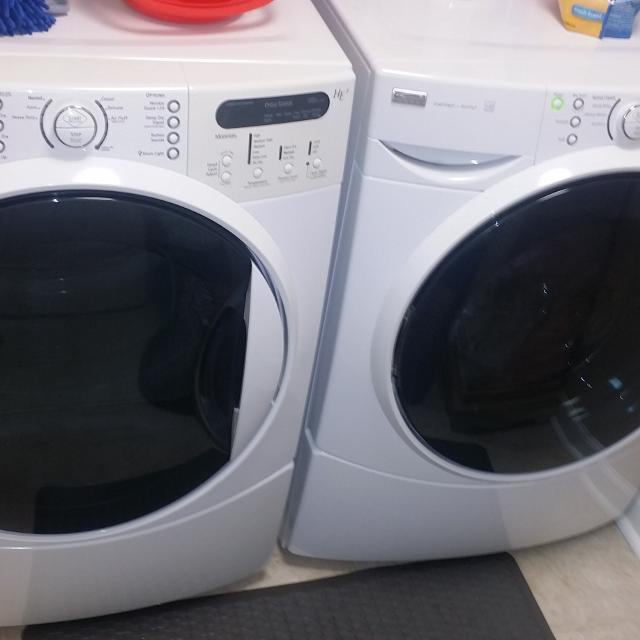 Find More Kenmore Elite Quiet Pak 4 Front Load Washer And
