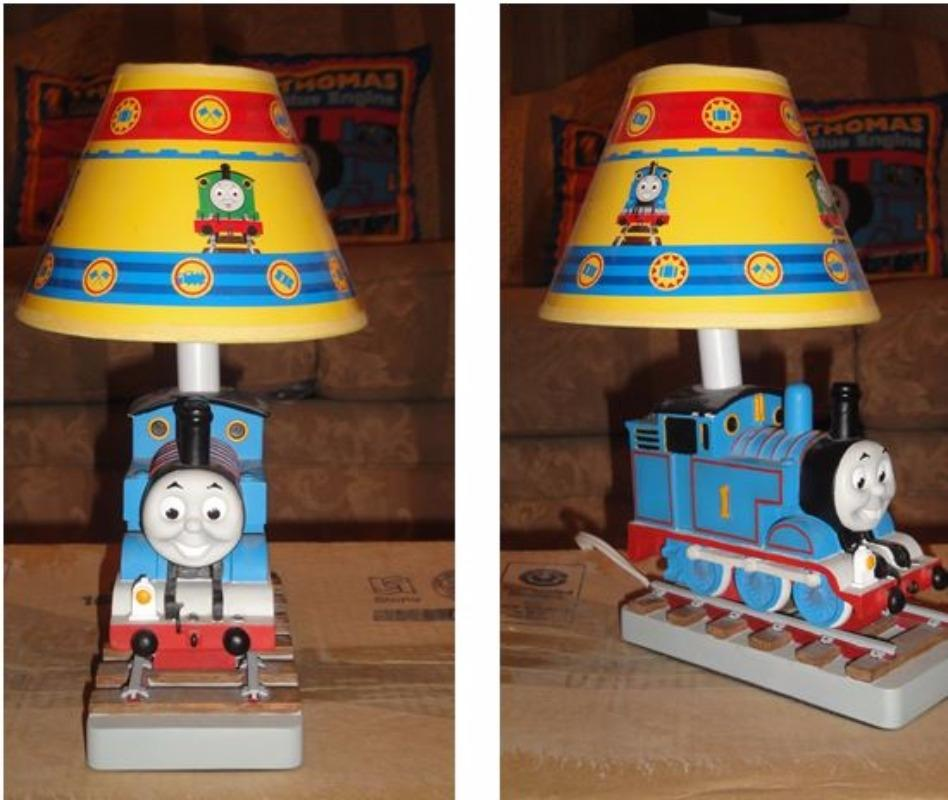 Best Thomas The Train Lamp - Very Hard To Find! for sale in Parker ...