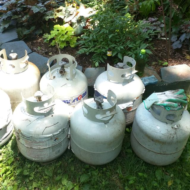 Best Empty Used Propane Tanks For Sale In Nashville