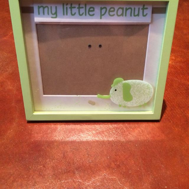 Find More My Little Peanut Picture Frame From Kohls For Sale At Up