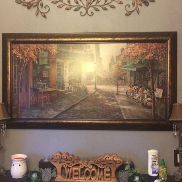 Large Framed Art From Kirklands
