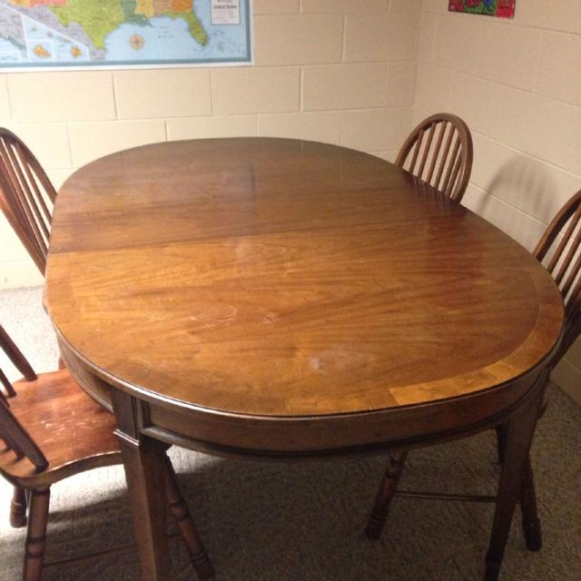 Find More Triune Seventy Dining Table By Drexel For Sale At Up To - Drexel dining table