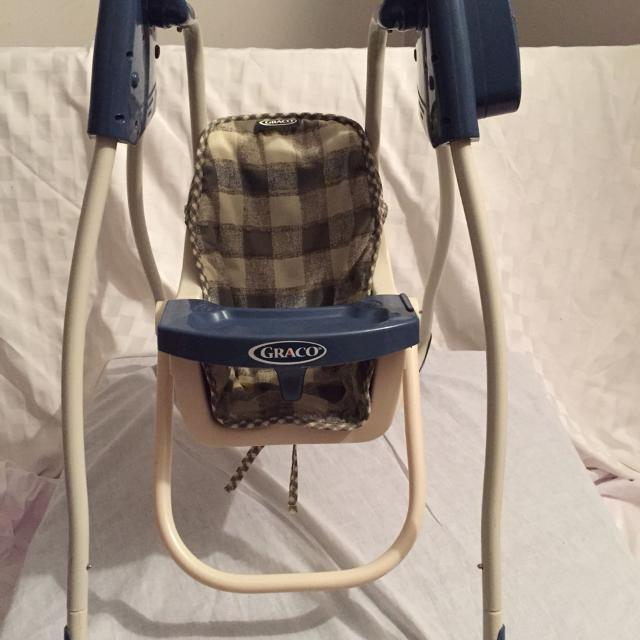 Find More Graco Baby Doll Electric Swing For Sale At Up To