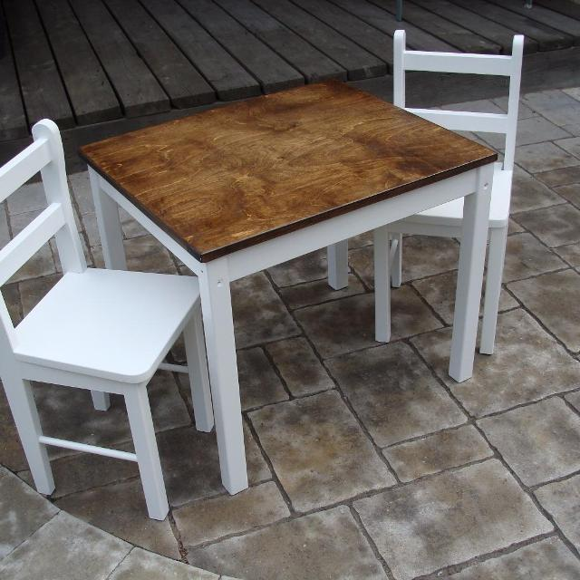 Find More Vintage Kids Table And Chair Set For Sale At Up To 90 Off