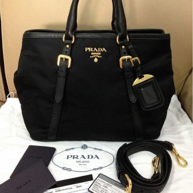 a1b91e2a9a6c Never used and authentic Prada BN1841 for sale.Complete with dust bag and authenticity  cards