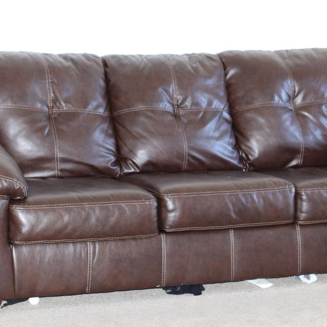 Best Ashley Furniture San Lucas Sofa Couch For Sale In