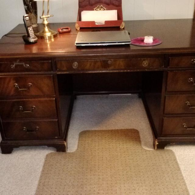 Antique Executive Desk - Best Antique Executive Desk For Sale In Quincy, Massachusetts For 2018