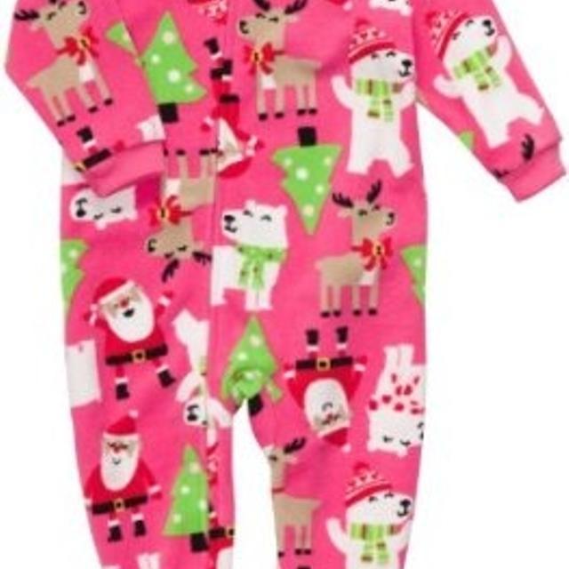 Best Girls Carters Fleece Christmas Reindeer Pajamas Pjs New 4 4t New for  sale in Staten Island 586027d07