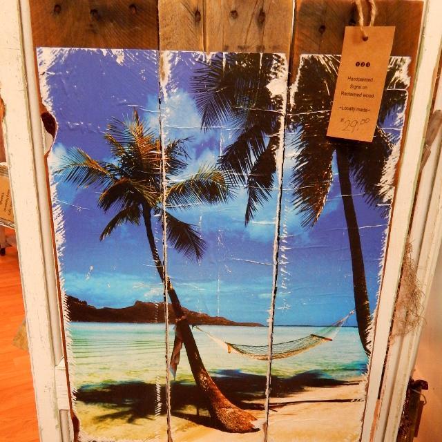 Palm Tree Wall Art