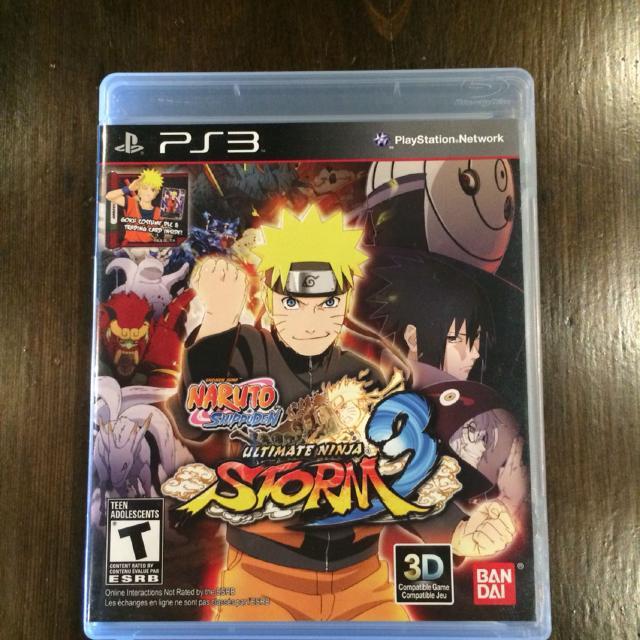 Best Naruto Ultimate Ninja Storm 3