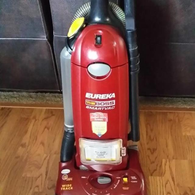 eureka the boss smart vac manual