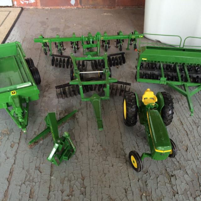 Find More John Deere Metal Farm Toys For Sale At Up To 90 Off