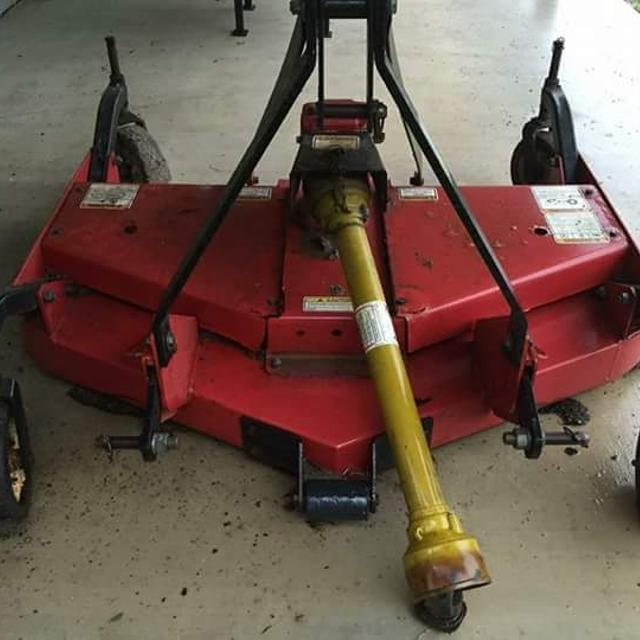 Best 5ft Bush Hog Finished Mower For Tractor Sale In Brazoria County Texas 2019