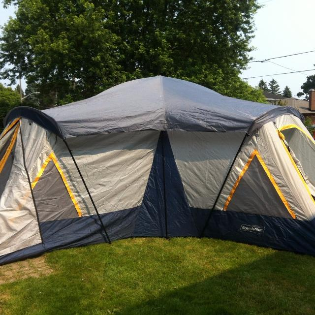 watch a4028 09704 Broadstone Beamont 13 Person Tent!!!