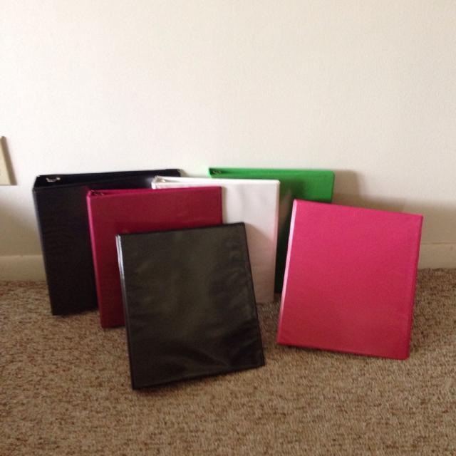 best binders 5 1inch binders and 1 2 inch binder for sale in