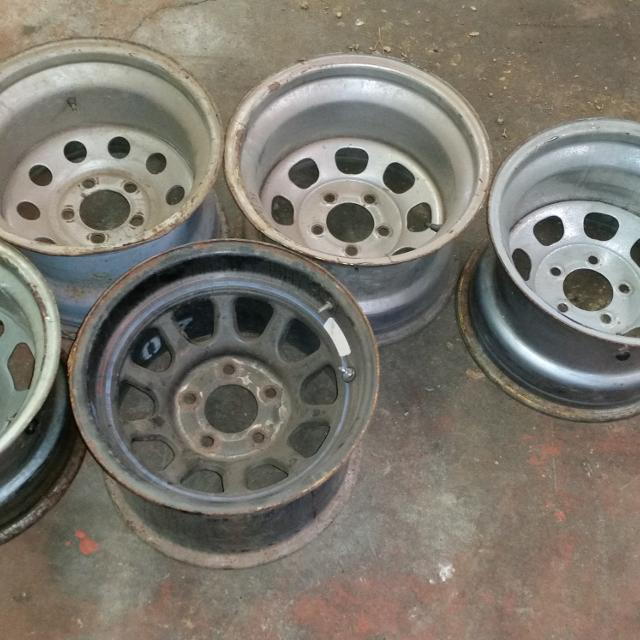 Steel Wheels For Sale >> Best 15x10 5x4 75 Steel Wheels For Sale In Chapel Hill Tennessee