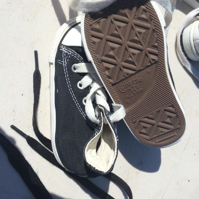 aee325eed1a Best Size 6 Toddler Converse Great Condition for sale in Klamath Falls