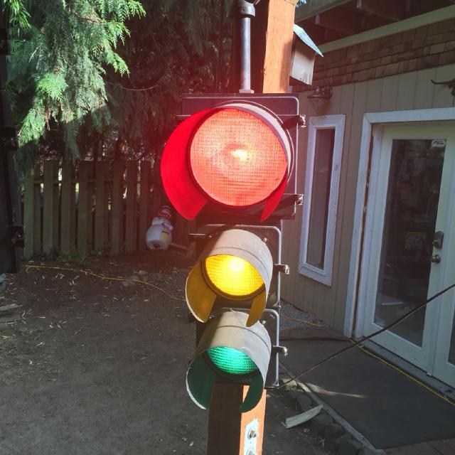 Traffic Light For Sale >> Vintage Traffic Light