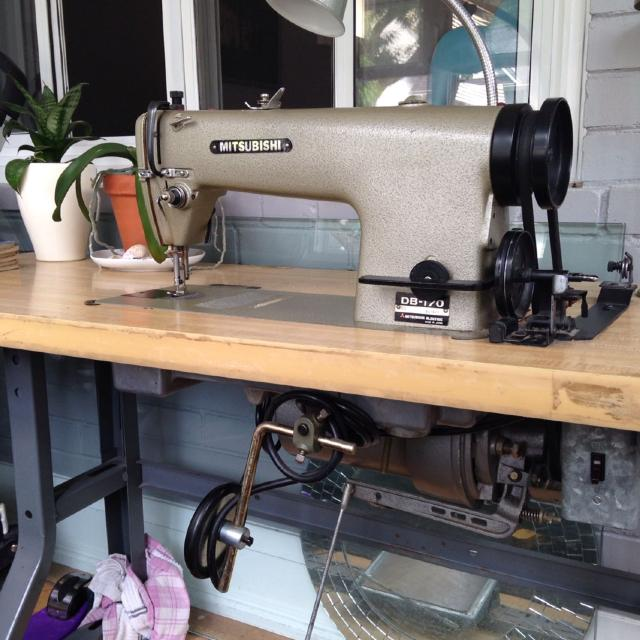 Find More Sell Mitsubishi Db40 Made In Japan Industrial Seeing Gorgeous Mitsubishi Sewing Machine For Sale