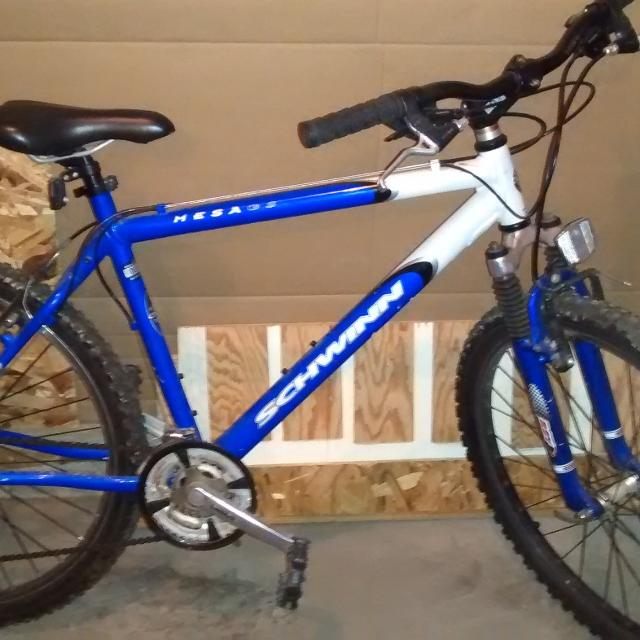 8bc8f0537ad Find more Schwinn Mesa Gs Mountain Bike for sale at up to 90% off